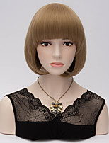 European And American Fashion Explosion Models Short Straight Wig