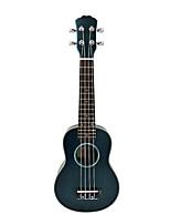 21-Zoll-ggradient blau ukulele