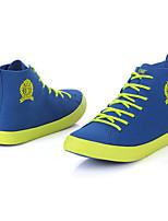 Zapatos de mujer Tela Tacón Plano Plataforma/Comfort/Punta Redonda Sneakers a la Moda/Zapatos de Deporte Exterior/Casual/Deporte
