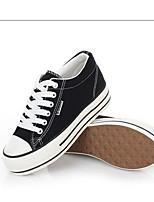 Scarpe Donna Tessuto Piatto Tacchi/Creepers/Comoda/Punta arrotondata Scarpe col tacco/Ballerine/Sneakers alla moda/Scarpe da ginnastica