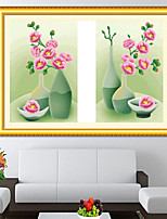 5D-Dimensional Diamond Draw New Series Of Paintings Romantic Pink Living Room Pasted Diy Stitch
