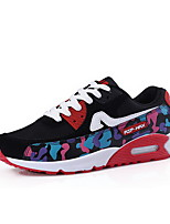 Scarpe da uomo - Sneakers alla moda - Casual - Finta pelle - Blu / Rosso / Blu scuro