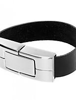 прохладный черный браслет USB 2.0 флэш-памяти Memory Stick ручка привода 1GB