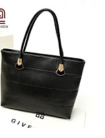 Handcee® The Newest Fashion Vintage Simple Style PU Lady Hand Bag
