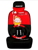 Mokyo Cartoon Supplies Automotive Interiors Decoration Products in Set Seat Covers,Etc 20pcs/Set