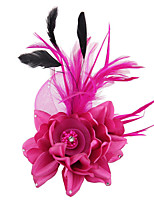 Nice Lace Fabric Free-form Flower Boutonniere (Assorted Color)