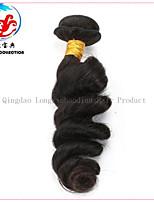7a lxbd 2015 heißen Verkauf natürlichen Farbe remy reine malaysische Haarwebart
