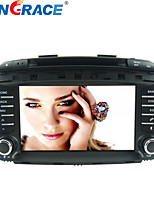 Rungrace 8-inch 2 Din TFT Screen In-Dash Car DVD Player For Kia Sorento With Bluetooth,GPS,RDS,CANBUS,RL-470WGNR02