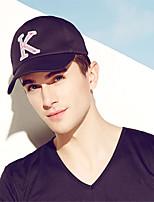 Kenmont Summer Men Male Cotton Baseball Cap Riding Sport Sun Hat 3208