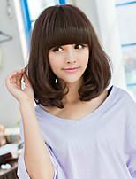 Giappone e Sud Corea moda mais sabbiatura in parrucca capelli ricci caldo