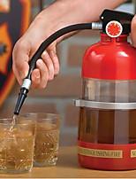 1.5L Fire Extinguisher Drink Cocktail Shaker Liquor Pump Wine Beer Dispenser Machine(Random Color)