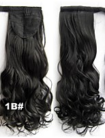 22inchSynthetic Wrap Around Curly Ponytail