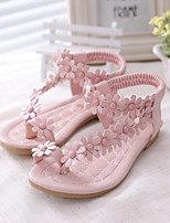Girls' Shoes Evening Comfort Sandals Pink/Red/White