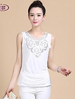 Women's Cute  Sleeveless Regular Vest