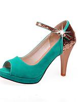 Women's Shoes Stiletto Heel Peep Toe Pumps Dress More Colors available