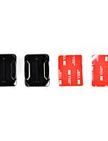 Gopro 2 X Curved Surface 3M VHB Adhesive Sticky Mount for Gopro Hero 4/3+/3/2/1/sj4000/sj5000/sj6000