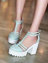 Women's Shoes Chunky Heel Round Toe Sandals Dress More Colors Available