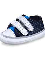 Baby boys girls Shoes Outdoor/Casual Canvas toddlers trainers Fashion Sneakers  with dots