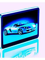 Coches reproductor de DVD - Navegador GPS - 480 x 272 - 4'3 pulgadas