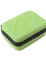 Pajiatu Action Camera Bag Go pro Accessories EVA case For Go pro Hero4 3+ 3 2 1