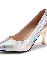 Women's Shoes Synthetic Stiletto Heel Pointed Toe Pumps Dress More Colors Available