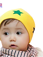 Waboats Winter Girls Infant Unisex-Baby Stars Cotton Hat