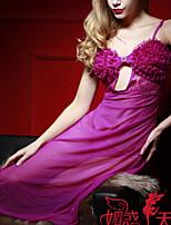 Women's Gender Fabric Lace Nightwear Style Nightwear