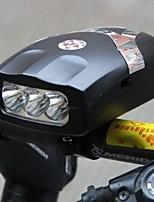 multifunción de bicicleta de montaña faros cuerno electrónica