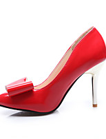 Women's Shoes Stiletto Heel Heels Pumps/Heels Wedding/Office & Career/Dress Black/Red/White