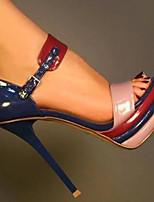 Women's Shoes Open Toe Stiletto Heel Sandals Shoes