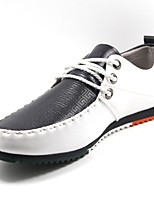Men's Shoes Casual Oxfords Black/White