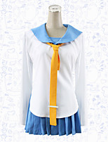 Costumes Cosplay - Autres - Autres - Top/Jupe/Cravate