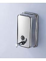 Gadgets de salle de bain - Contemporain - Chromé - Fixation au Mur