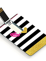 64GB The Stripe Design Card USB Flash Drive