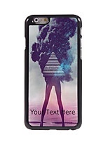 Personalized Gift The Girl Design Aluminum Hard Case for iPhone 6 Plus