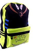 Assassination Classroom Yellow  Cosplay Backpack Bag
