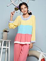 Pajama Donna Cotone Sottile