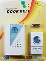 v001a Voye genérica control remoto inalámbrico timbre de la puerta llevó timbre nos conectamos