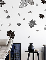 Wall Stickers Wall Decals, Modern The art of maple leaves PVC Wall Stickers