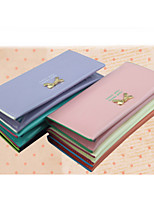 Bi-fold (due scomparti) - Pochette / Borsa da sera / Portafoglio / Porta carte di credito - Donna - PU