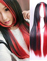 Japan And South Korea Explosion Models of High-Quality High-Temperature Wire Color Long Hair
