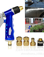 High Quality Multi-function High Pressure Car Washer Gun Set Garden Watering Tools