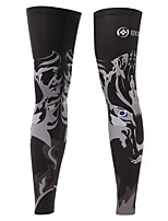 Sun-proof/Wicking/Quick-drying Unisex Sports Cycling Sun Protective Uv Cover Leg Sleeves