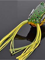 55mm 14g Simulation Ray Frog Fishing Bait Random Colors
