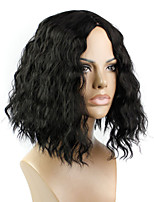Europe And The United States the New Ms Black Corn Hot Short Curly Wig