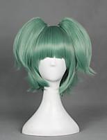 Parrucche Cosplay - Altro - Altro - 40cm - Verde
