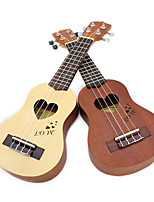 17 Cunxin Shaped Ukulele + Plus Bales