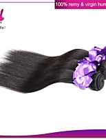 Malaysian Virgin Hair Straight 3 Pcs 6A Unprocessed Virgin Malaysian Straight Hair Cheap Human Hair Extension
