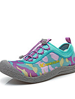 Women's Shoes Synthetic Flat Heel Comfort Fashion Sneakers Outdoor/Office & Career/Athletic Pink/Purple