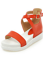 Women's Shoes Wedge Heel Open Toe Sandals Casual More Colors Available